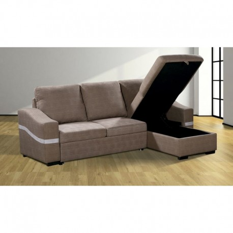 CHAISELONGUE CAMA COREA